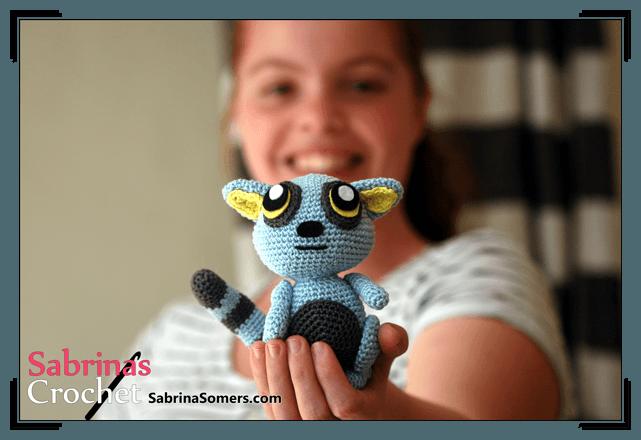 Amigurumi Nurse Free Pattern : Sabrinas Crochet - Blue Lemur Amigurumi