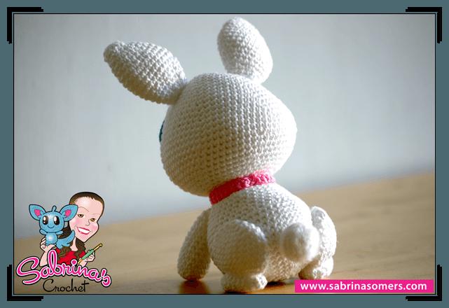 Free Crochet Dutch Rabbit Pattern : Sabrinas Crochet - Free crochet pattern Bunny (Dutch)