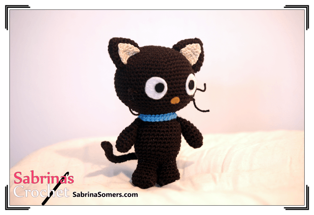 Haakpatroon Kat (Chococat, Hello Kitty)