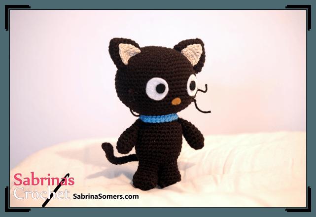 Haakpatroon Kat (Chococat, Hello Kitty)