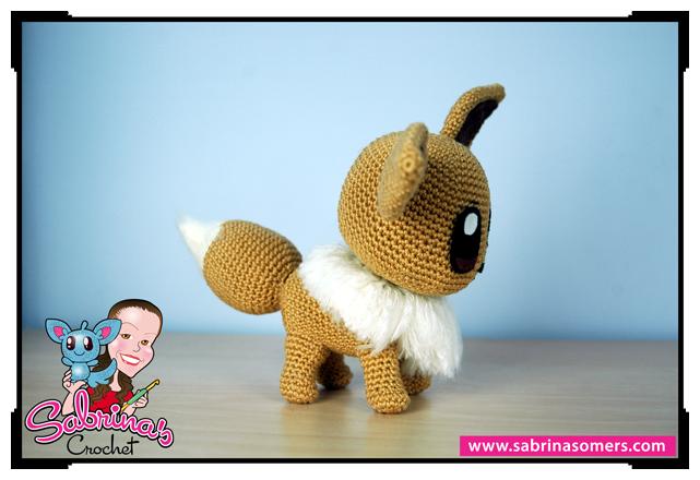 Amigurumi Pokemon Eevee : Amigurumi Crochet Pokemon Pikachu Images Pokemon Images
