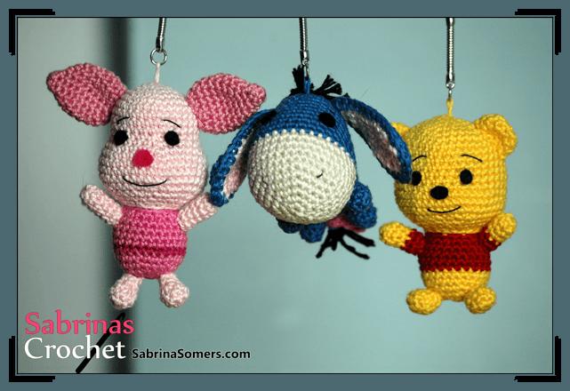 Amigurumi Winnie Pooh Patron Gratis : Sabrinas Crochet - Amigurumi Patron gratis ?gor (Winnie ...