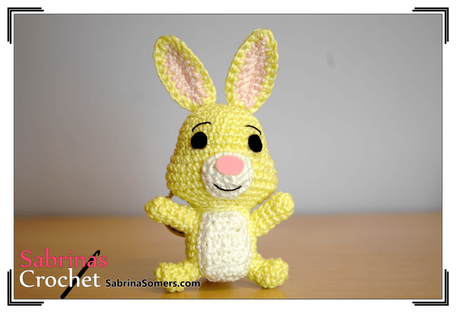 Amigurumi Winnie Pooh Patron Gratis : Sabrinas Crochet - Amigurumi Patron gratis Conejo (Winnie ...