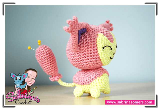 Crochet Patterns Pokemon Characters : Sabrinas Crochet - Home