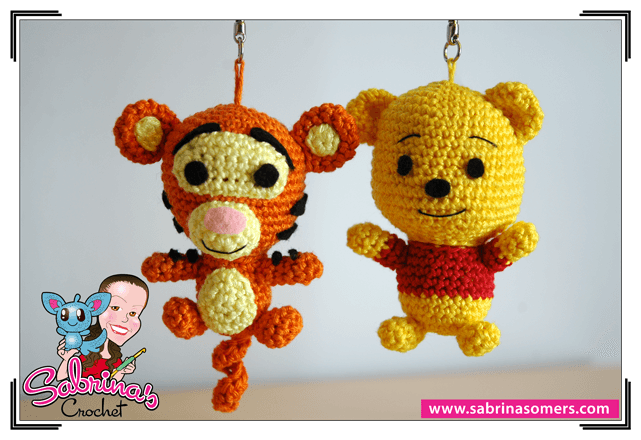 Free Crochet Pattern For Winnie The Pooh Traitoro For