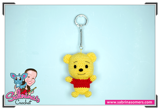 Winnie The Pooh And Friends Amigurumi : Sabrinas Crochet - Winnie the Pooh Amigurumi