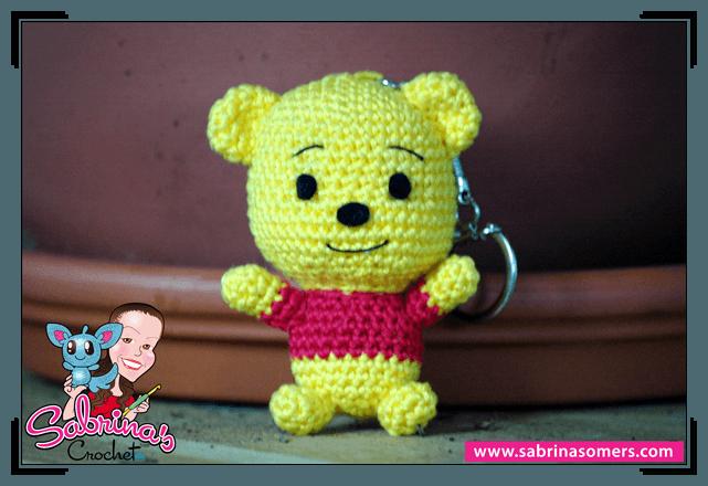 Sabrinas Crochet - Winnie the Pooh Amigurumi