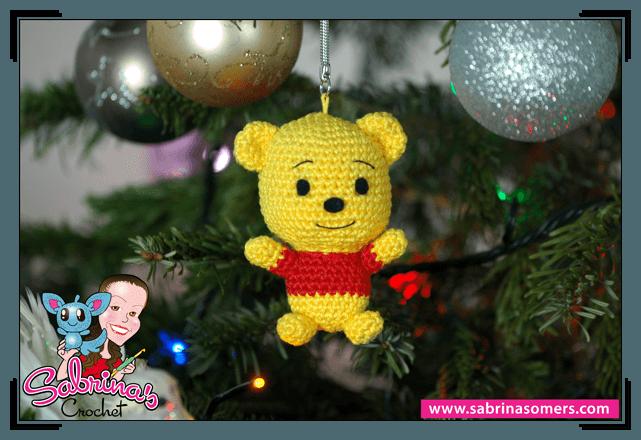 Amigurumi Winnie The Pooh : Sabrinas Crochet - Winnie the Pooh Amigurumi