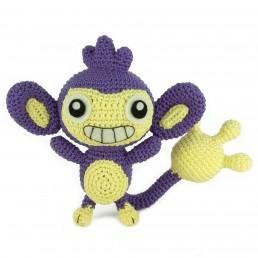 Crochet pattern Aipom