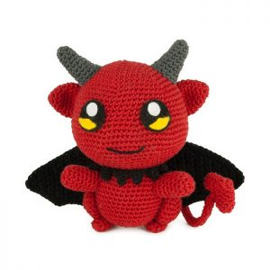 Crochet pattern Demi