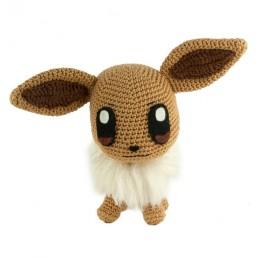 Patron au crochet Évoli - Pokemon