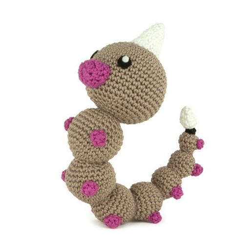Crochet pattern Weedle