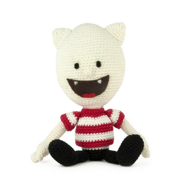 Crochet pattern Borre