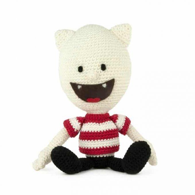 Crochet pattern Borre