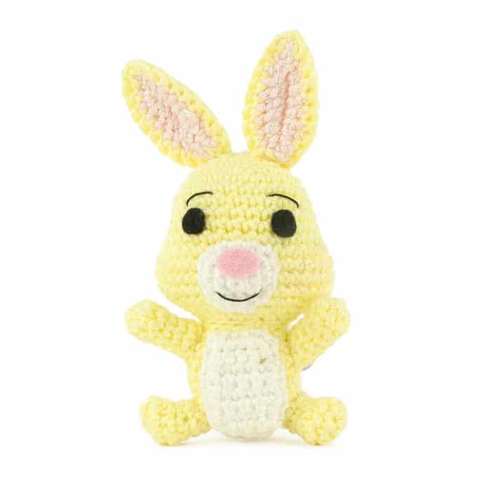 Crochet pattern Rabbit - Sabrina's Crochet