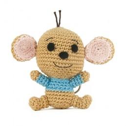 Patron au crochet Petit Gourou - Winnie l'Ourson