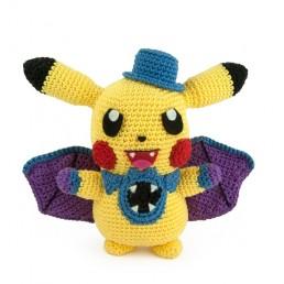 Patron au crochet Pikachu Halloween - Pokemon