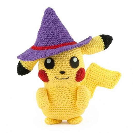 Crochet pattern Pikachu - Pokemon - Amigurumi