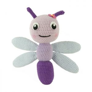 Crochet pattern Dragonfly