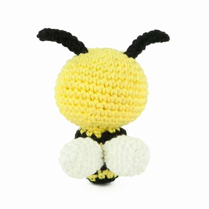 Patron au crochet Petite Abeille - Amigurumi