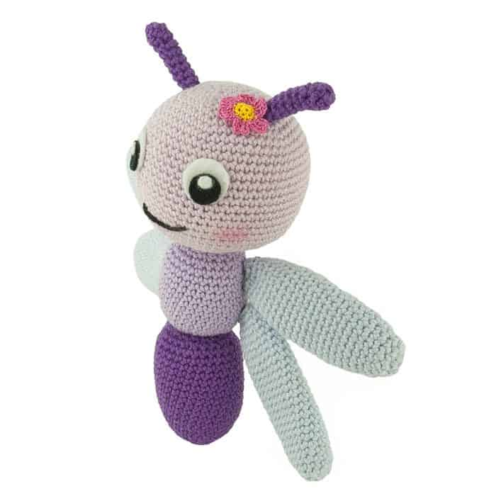 Crochet Pattern Dragonfly Sabrinas Crochet