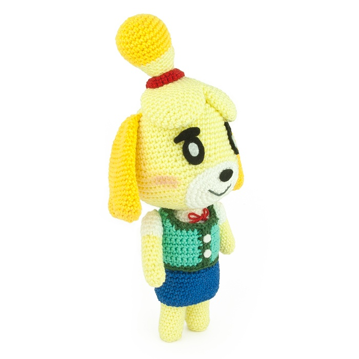 Häkelanleitung Melinda - Animal Crossing