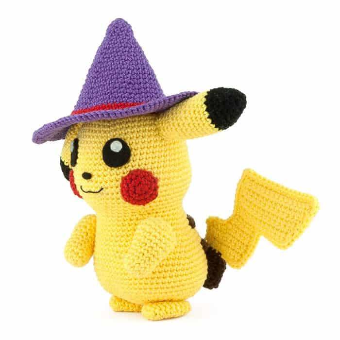 30 Free Crochet Pokémon Patterns | Guide Patterns | 700x700