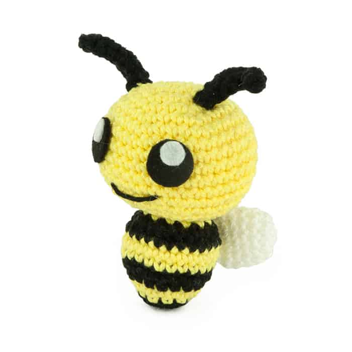 Crochet Pattern Little Bee Sabrinas Crochet