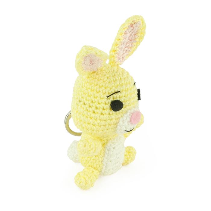 Amigurumi lapin tricot 1/3 / Miss Bunny amigurumi knit (english ... | 700x700