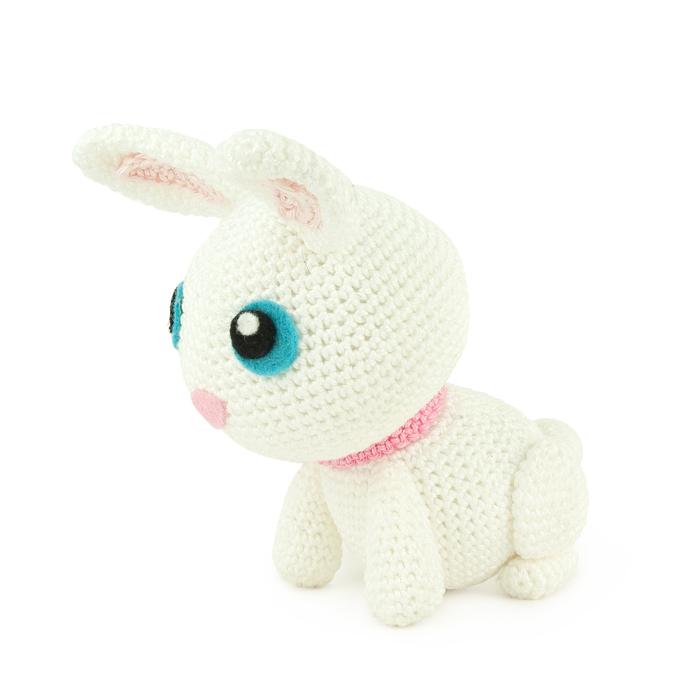 Häkelanleitung Kaninchen