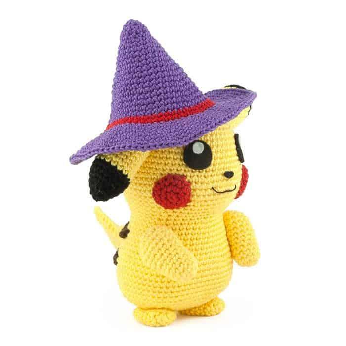 Crochet Pattern Pikachu Sabrinas Crochet