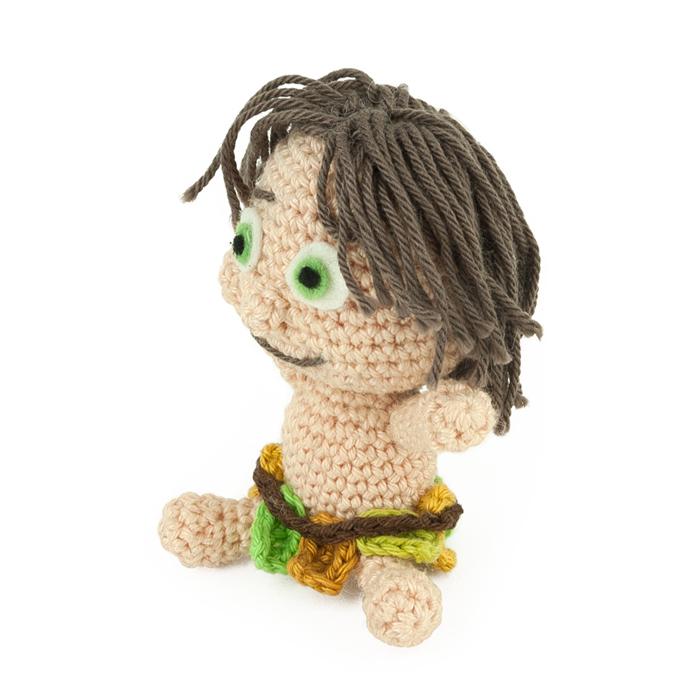 Patron au crochet - Le Voyage D'Arlo - Amigurumi