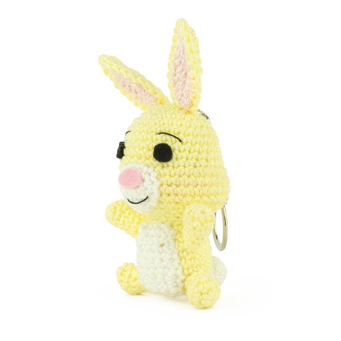 Patron au crochet Coco Lapin - Winnie l'Ourson