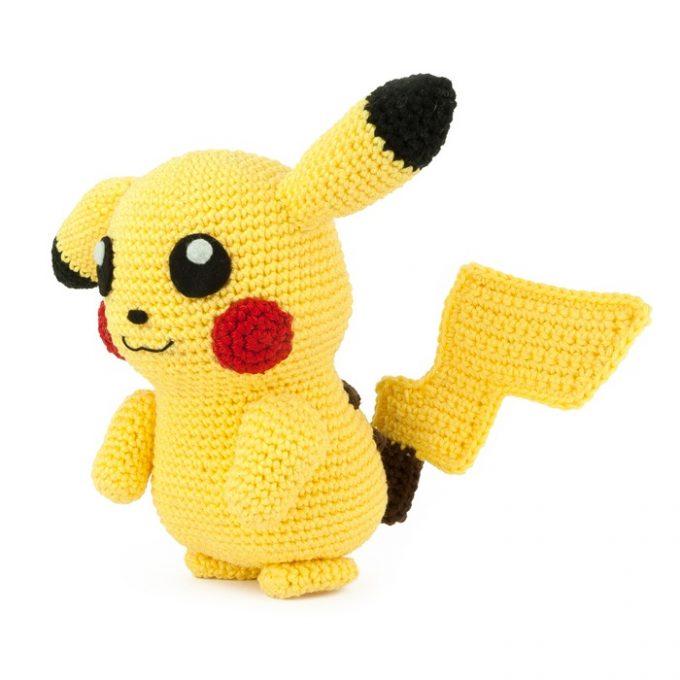 Pikachu Free Crochet Pattern • Spin a Yarn Crochet | 680x680