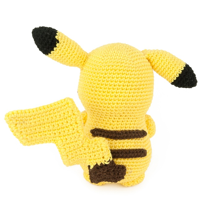 Crochet pattern Pikachu | Sabrina's Crochet | 700x700