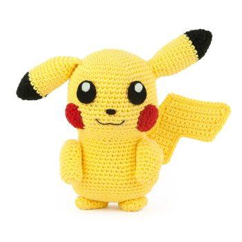 Crochet pattern Pikachu - Pokemon Amigurumi