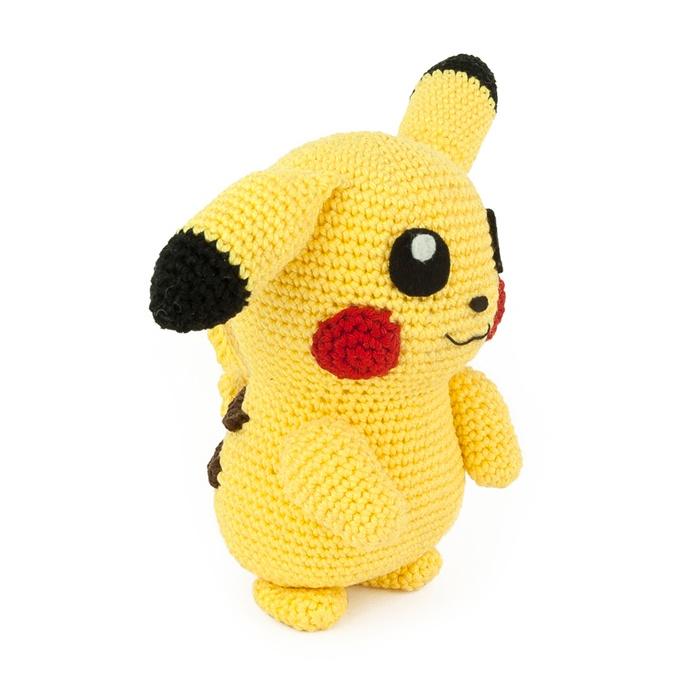 Ravelry: Pikachu Pokemon Amigurumi pattern by Erin Huynh | 700x700