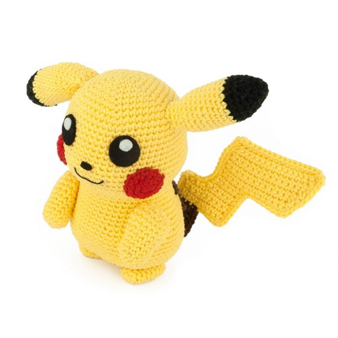 Crochet pattern Pikachu (Pokémon amigurumi)