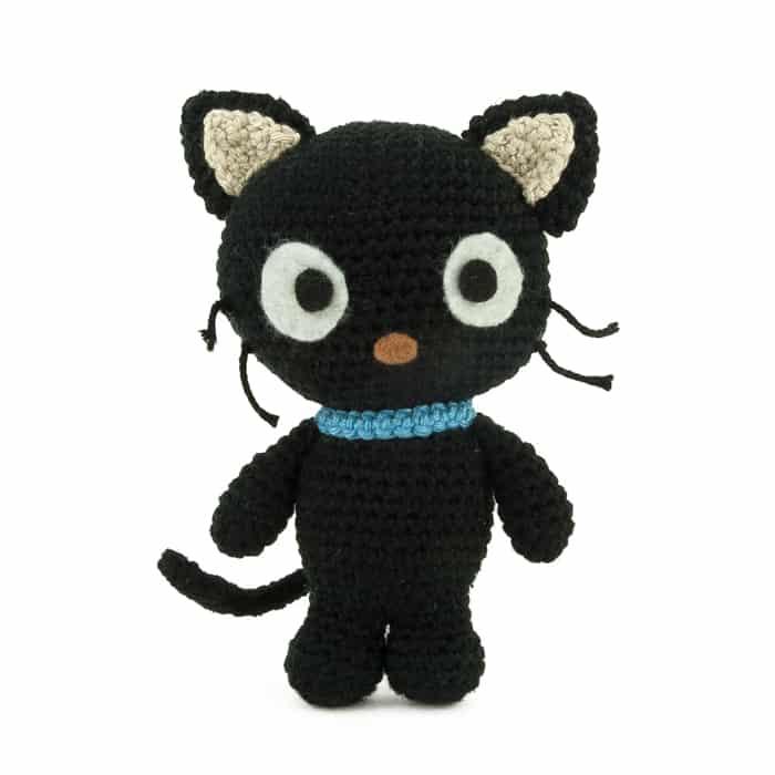 Patron au crochet Chococat - Sanrio