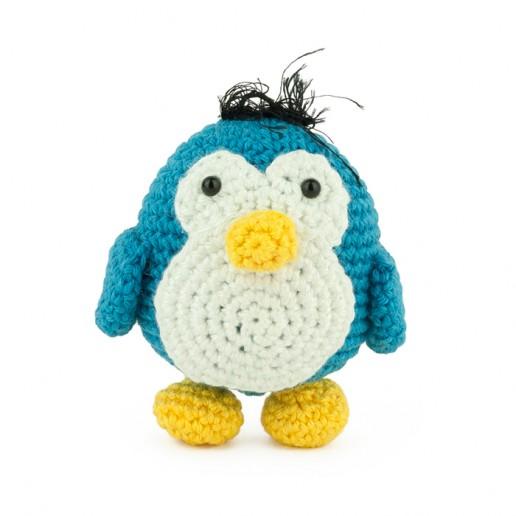 Haakpatroon Kleine Pinguïn