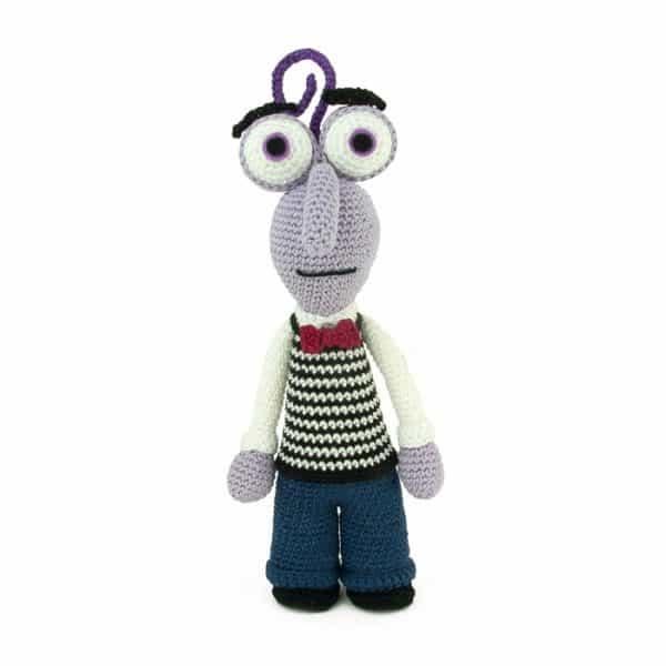 Crochet pattern Fear