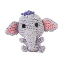 Hæklemønster Elefantdyr