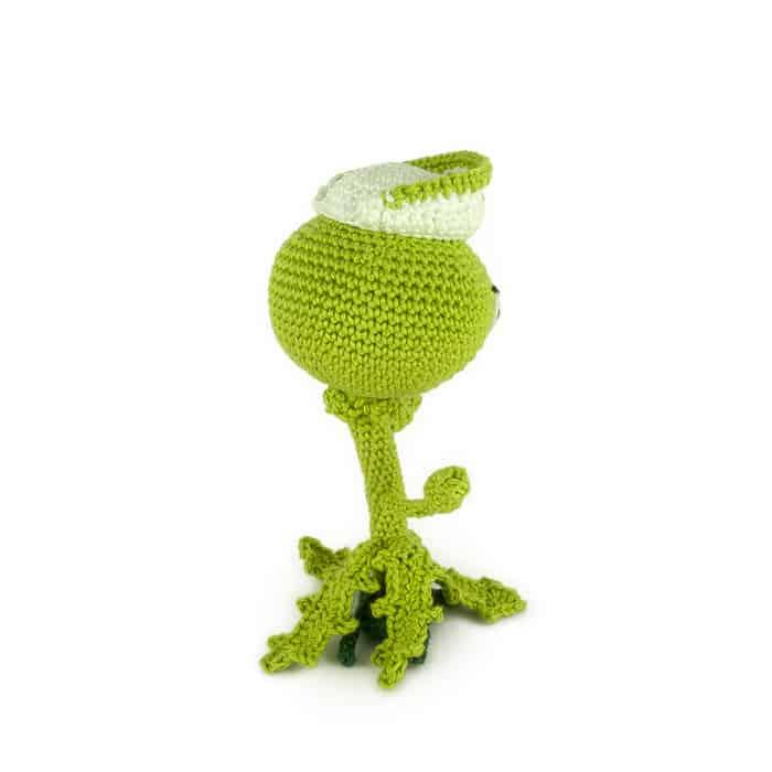 Haakpatroon Weeds - Plants vs Zombies - Amigurumi