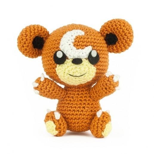 Crochet pattern Teddiursa