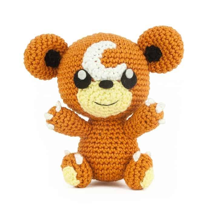 Häkelanleitung Teddiursa - Sabrina\'s Crochet
