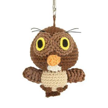 Patron au crochet Maître Hibou - Winnie l'Ourson