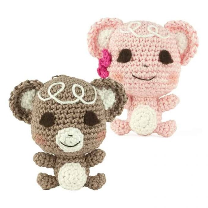 Patron au crochet Sugar Cubs Mini