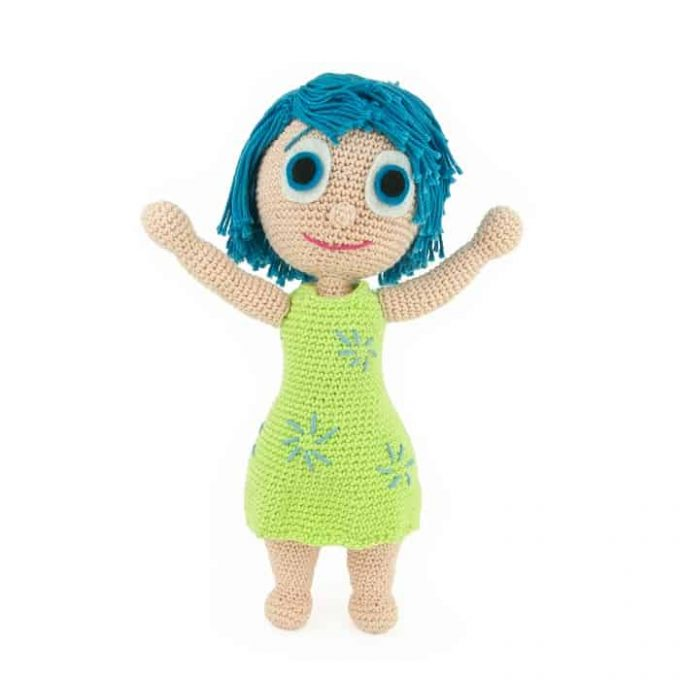 Crochet pattern Joy - Inside Out