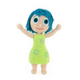 Crochet pattern Joy - Inside Out