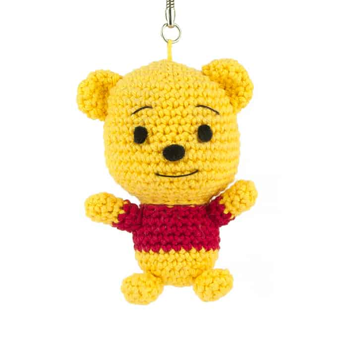 Musings of an Average Mom: Free Winnie the Pooh Crochet Patterns | 700x700